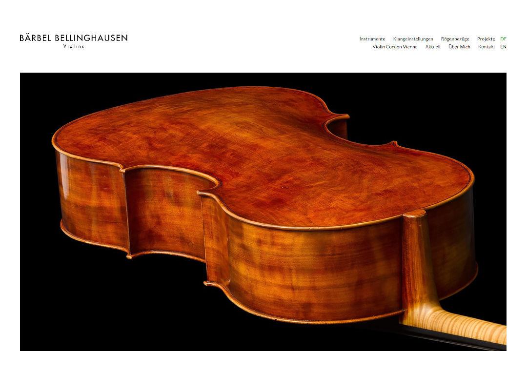 Startseite bellinghausen.com