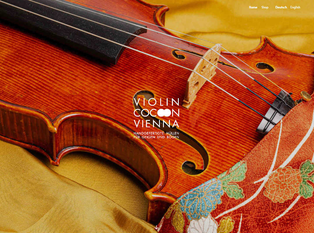 Startseite violincocoon.com